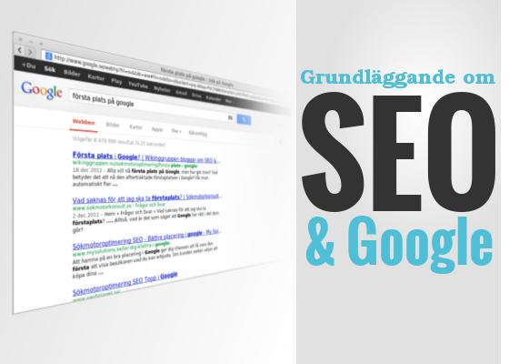 seo-google-grundlaggande