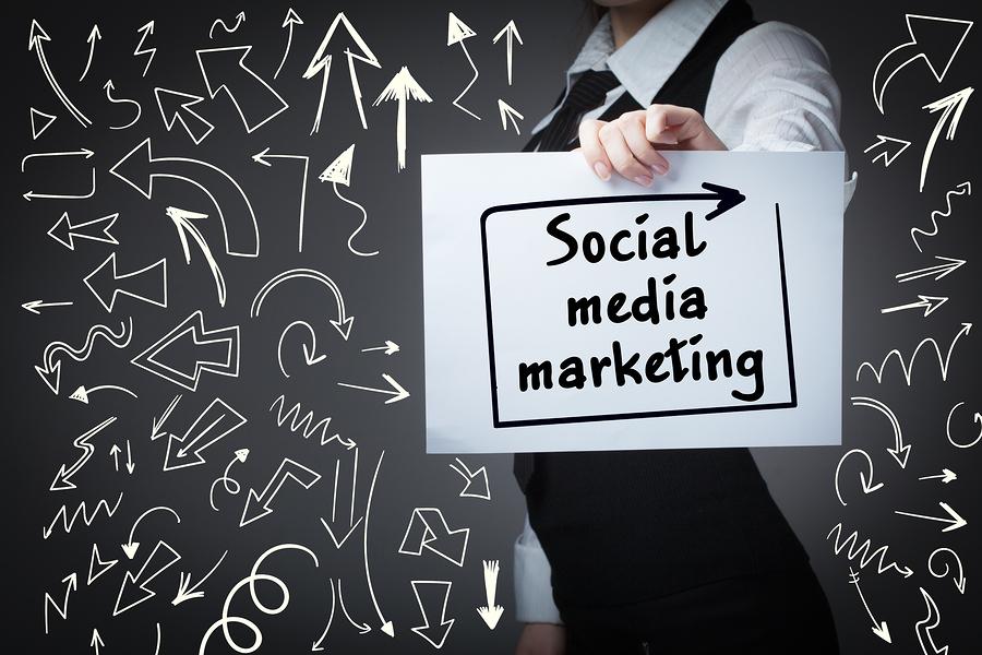 Marknadsföring via sociala medier