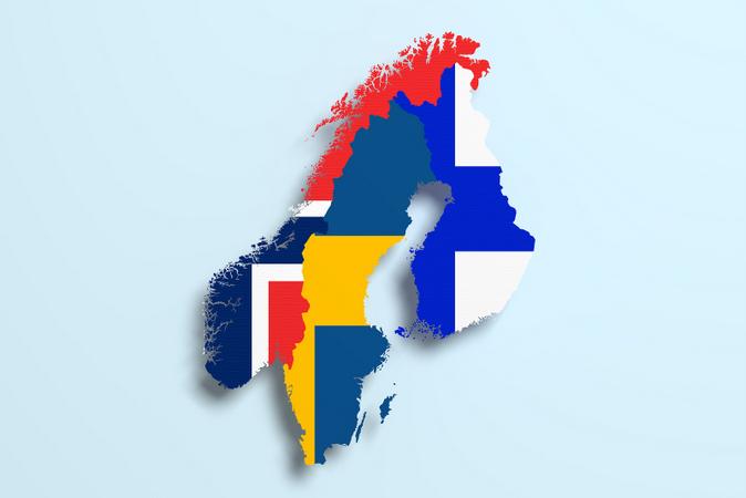 Sälja till de nordiska länderna