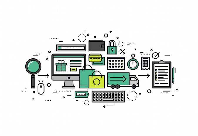 Affärssystem och e-handel